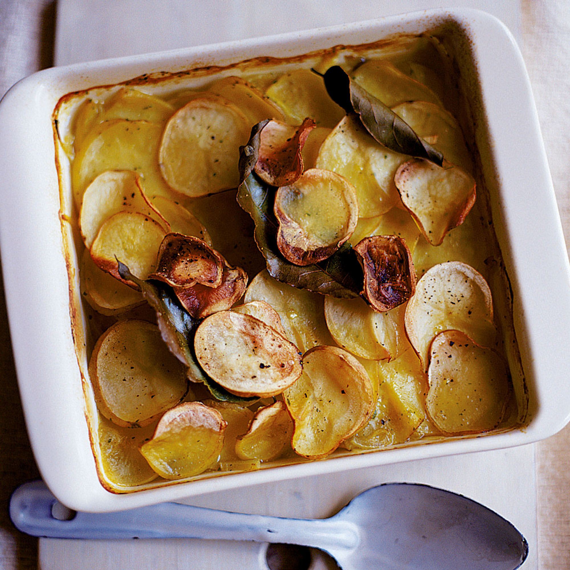 The Fastest Ways To Cook Potatoes: Boulangere Potatoes