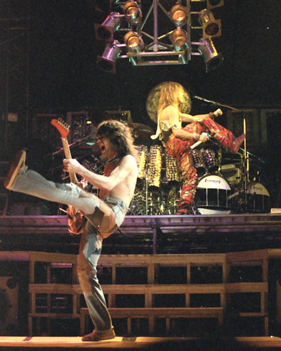 Van Halen Tumblr In 2020 Van Halen Eddie Van Halen Wolfgang Van Halen