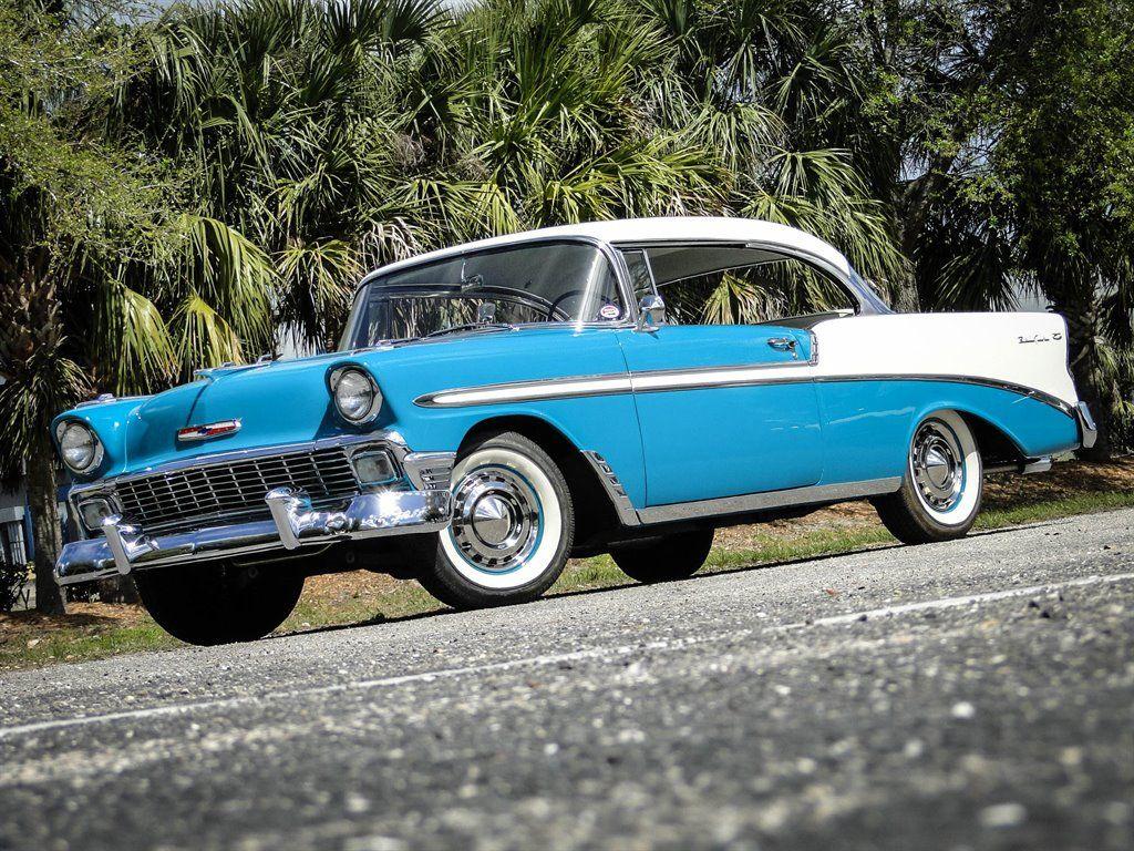 1956 Chevrolet BEL AIR Survivor Classic Car Services