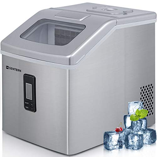 Top 10 Best Portable Ice Maker Machine For Countertop Of 2019 Review Vk Perfect Ice Maker Machine Portable Ice Maker Stainless Steel Countertops
