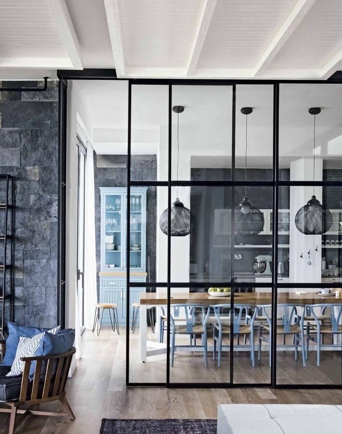 ▷ 1001 + idées pour la cuisine ouverte avec verrière   Home ...