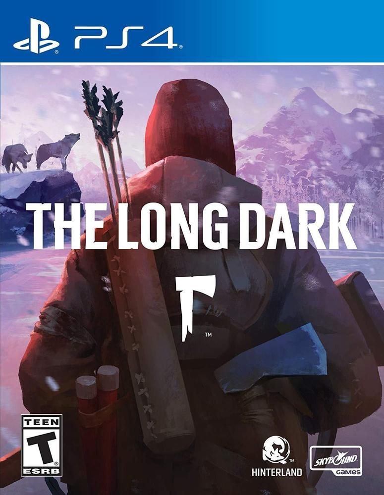 The Long Dark Sony Playstation 4 New Sealed Game Presale 9 4 2018 Freeship Ps4 The Long Dark Xbox One Playstation 4