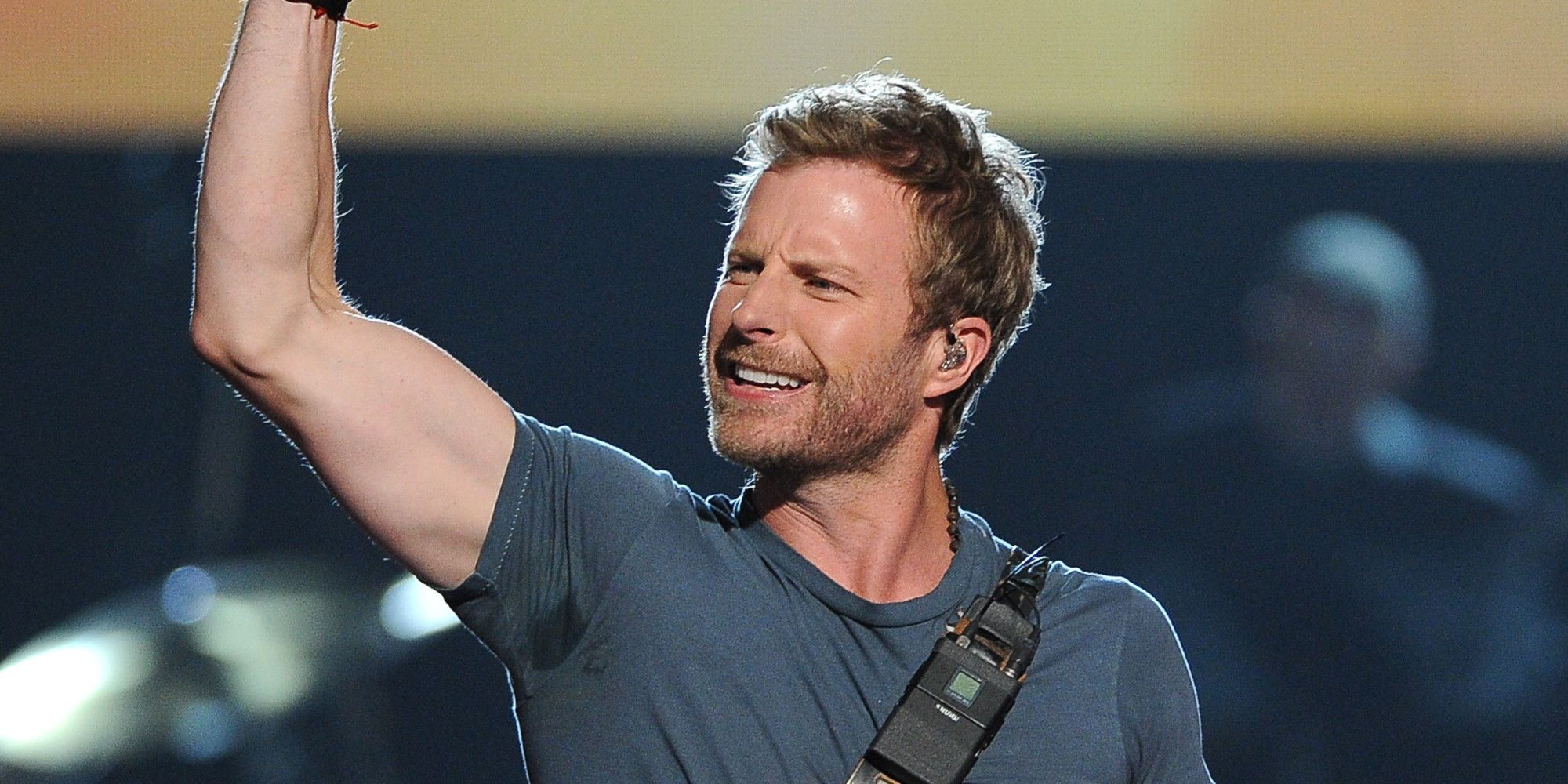 dierks bentley is hoping his lucky number wins him some acm awards