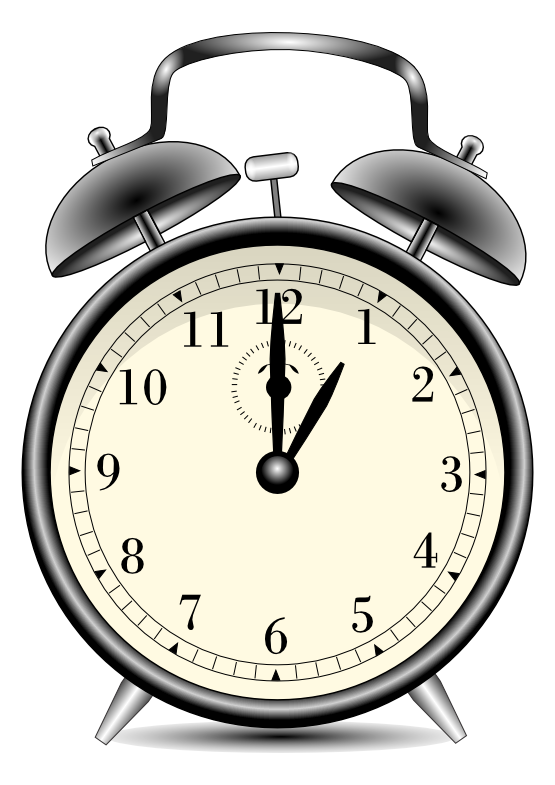 ALARM CLOCK CLIP ART Alarm clock, Clock, Clock clipart