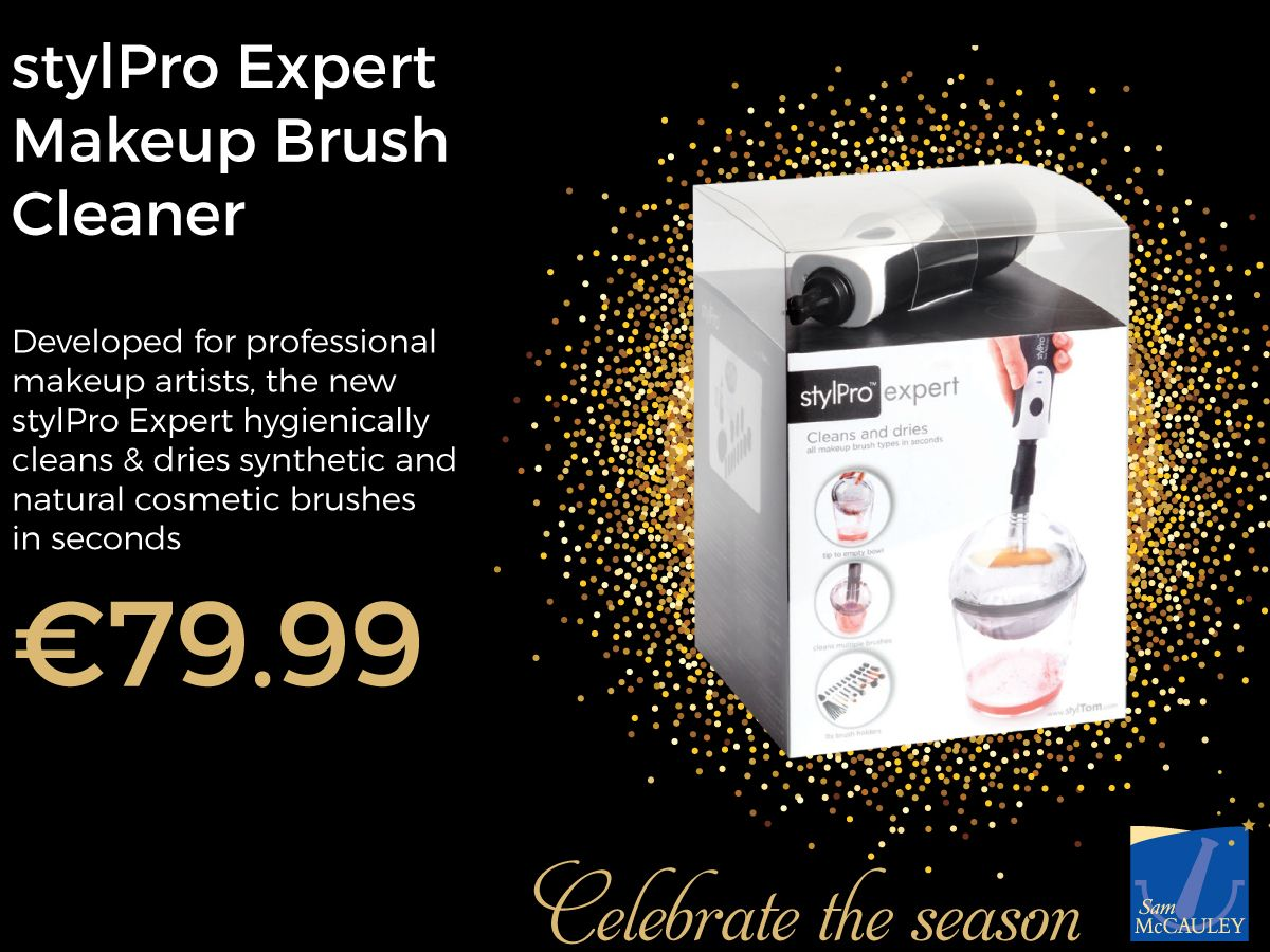 stylPro Expert Makeup Brush Cleaner Makeup brush cleaner