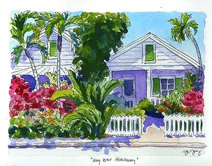 Key West Hideaway By Jennifer Young