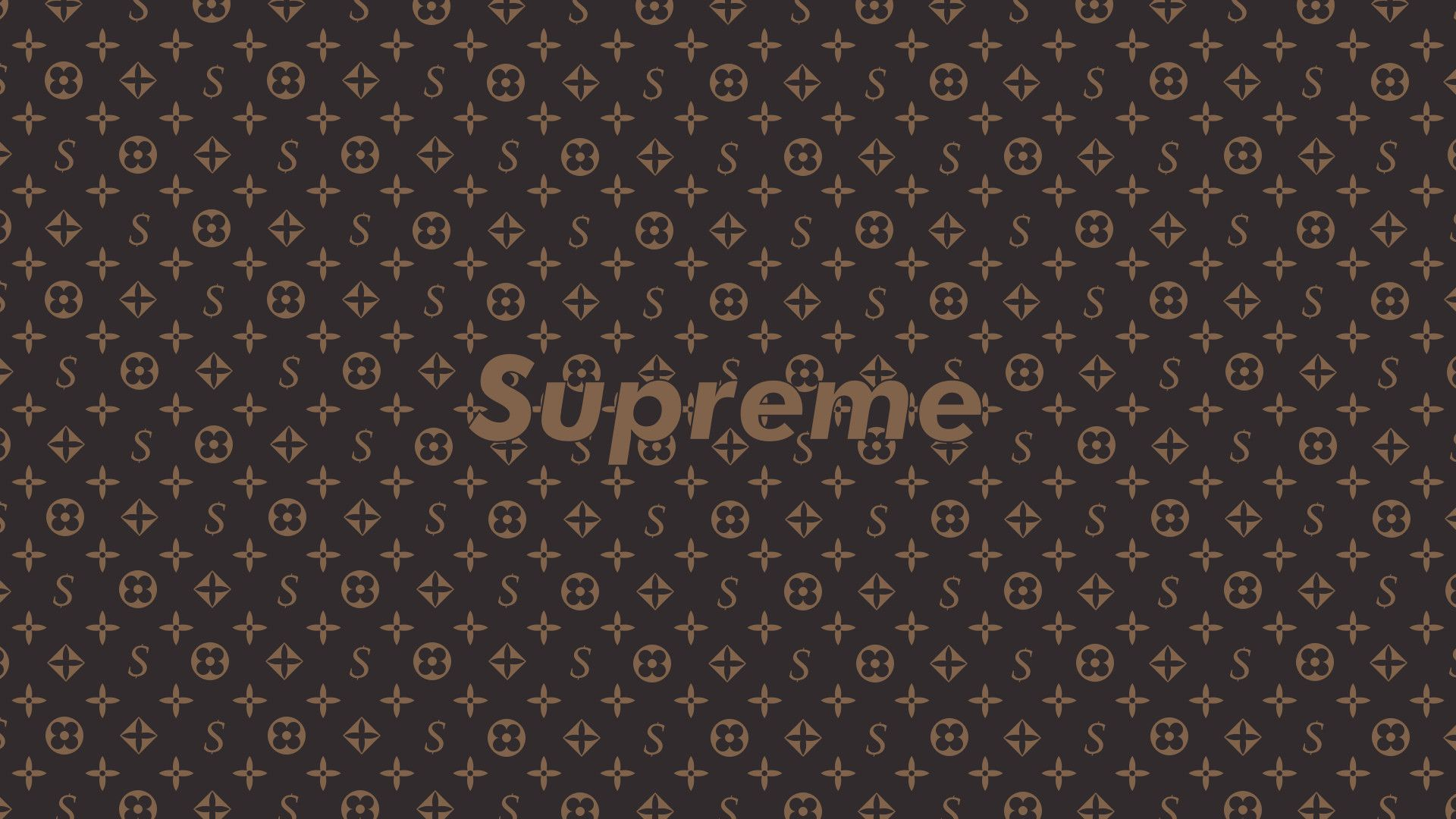 1920x1080 Some Supreme x LV Wallpapers I made Supreme