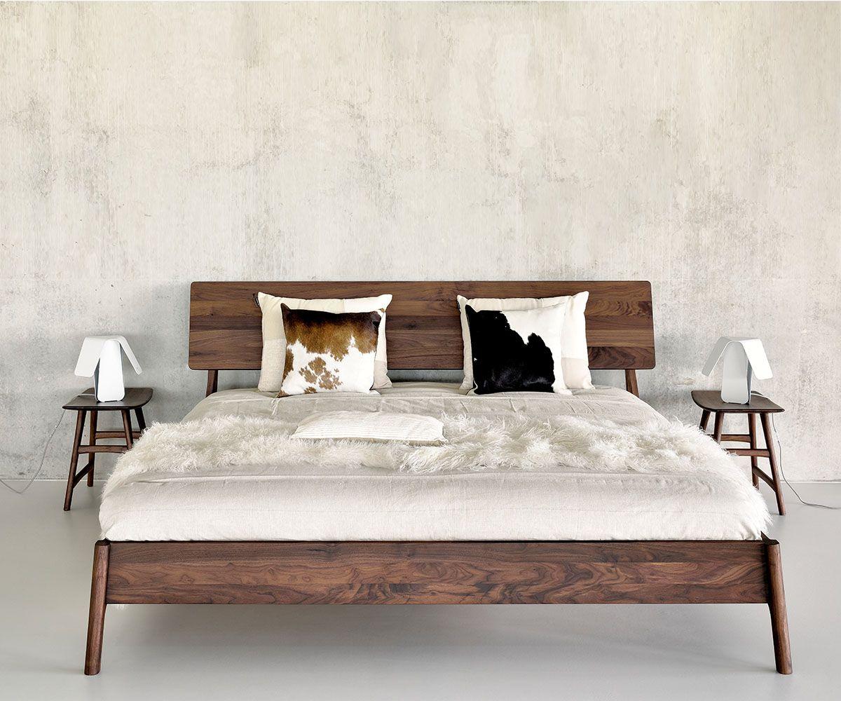 Bett extra hoch Bett massivholz, Bett selber bauen und