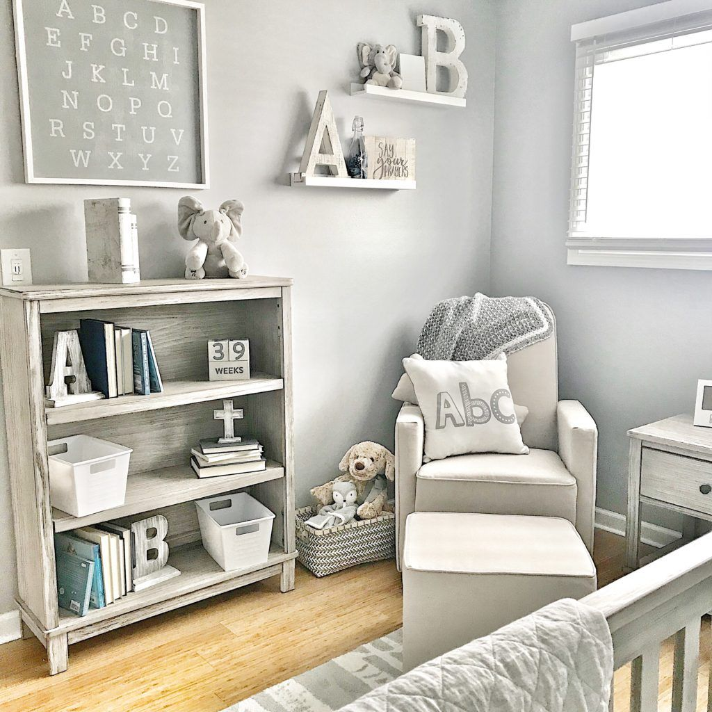 Basic Style Baby Boy Nursery | Kayla B. Collection