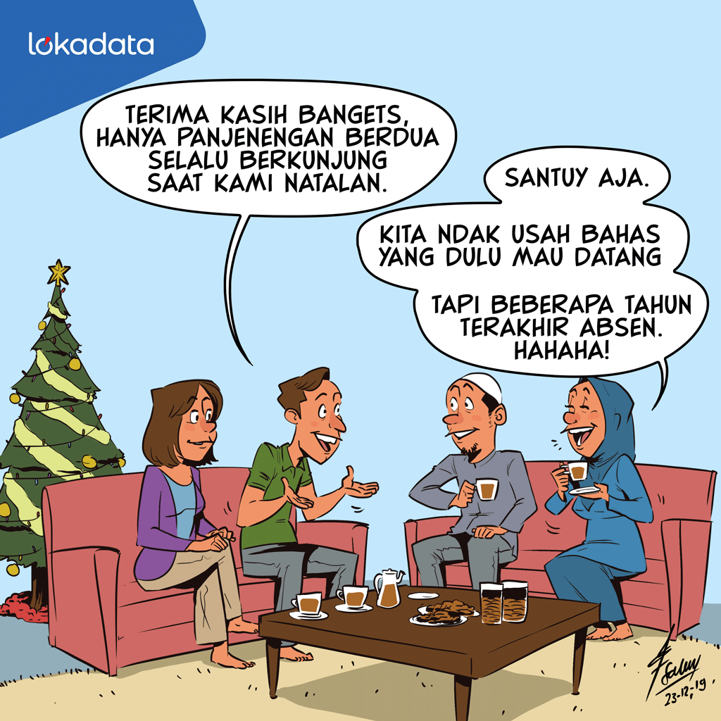 Kartun Selamat Natal 2019 Kartun Selamat Natal Natal