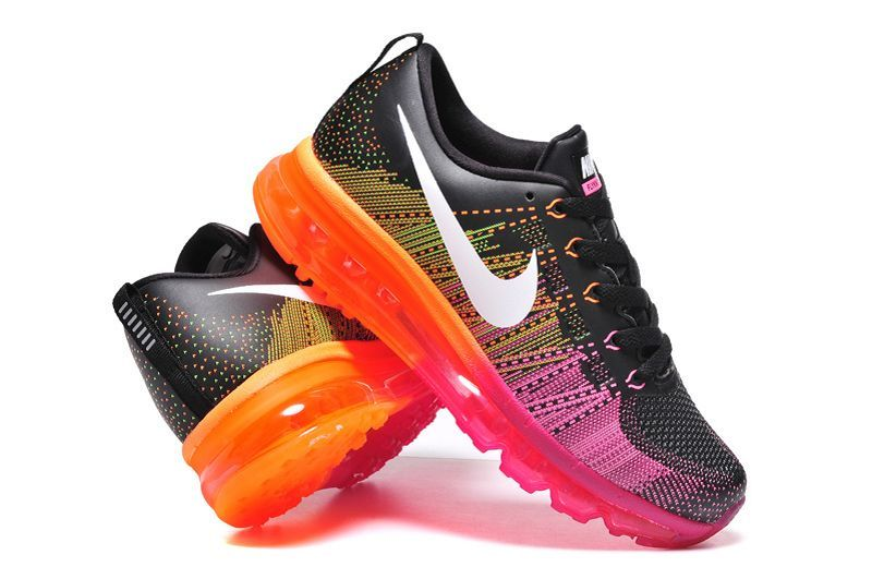 new styles b0fcf 44c51 New Nike Flyknit Air Max Women s Black Pink Air Max Flyknit Women - Nike  official website Up to discount