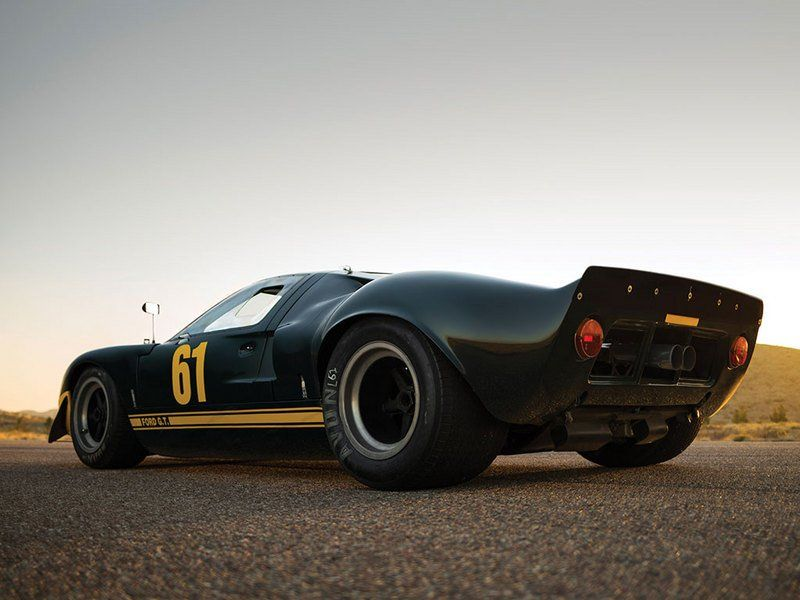 1964 – 1969 Ford GT40 Pictures, Photos, Wallpapers. @ Top Speed