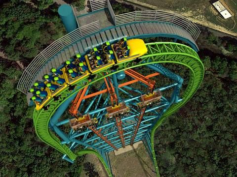 The tallest drop ride is coming to New Jersey this year. Do you want to have this ride in Orlando too? Who would ride this?