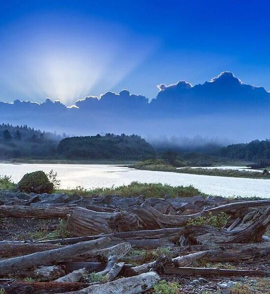 Sunrise, Olympic National Park