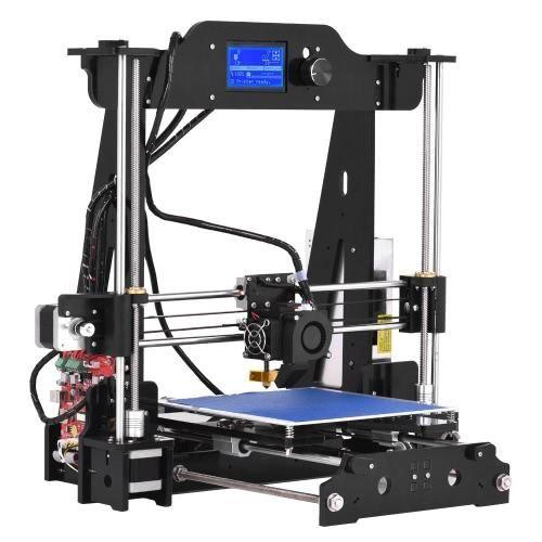 TomTop - #TomTop High Precision Desktop 3D Printer Kits DIY Self ...