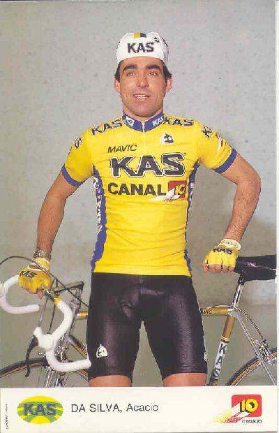 Image result for photo acacio silva cyclist