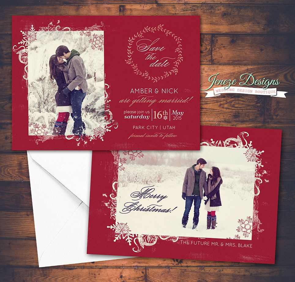 Do you need to send out Save the Dates and Christmas cards? Save ...