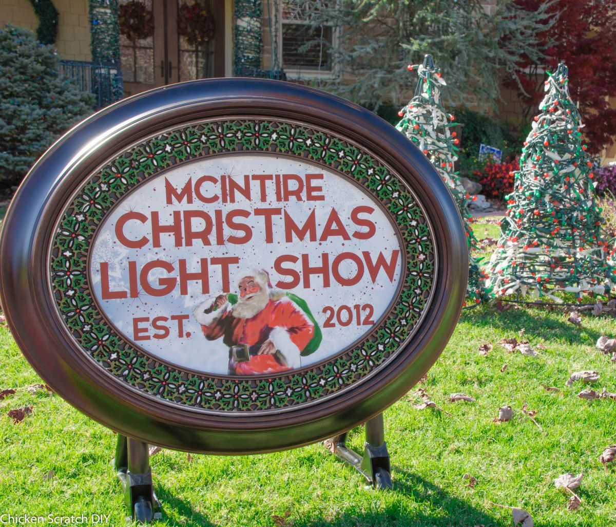 Best Christmas Lights in Edmond, Oklahoma! McIntire Christmas ...