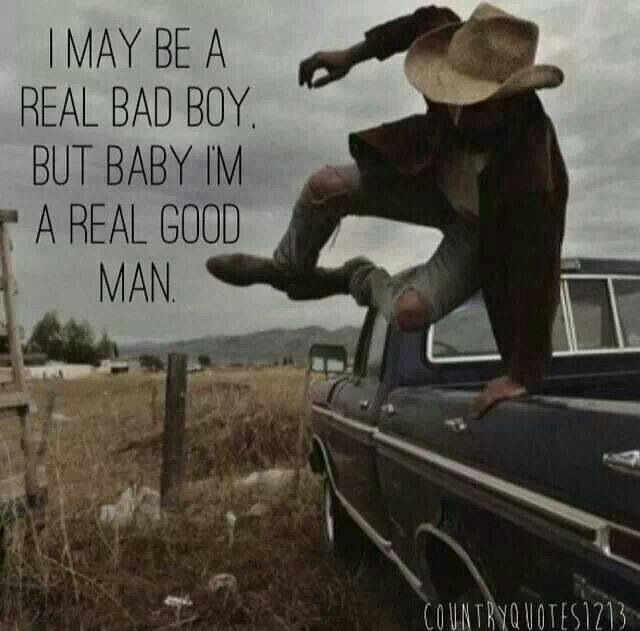 Good man country song