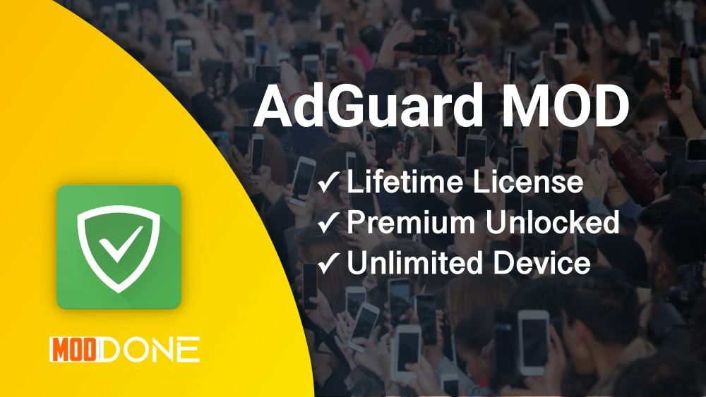 Adguard Premium Mod Apk 3 5 29 Fully Licensed Spotify Premium Video Ads Online Safety