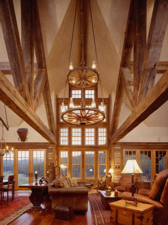 Wagon Wheel Chandelier Design Pictures Remodel Decor And Ideas