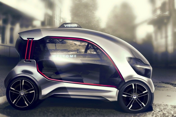 Is it possible that the automobile can go from being a symbol of stature/class to being just a means of conveyance? A lot of companies and #conceptcars #concept #cars #autonome