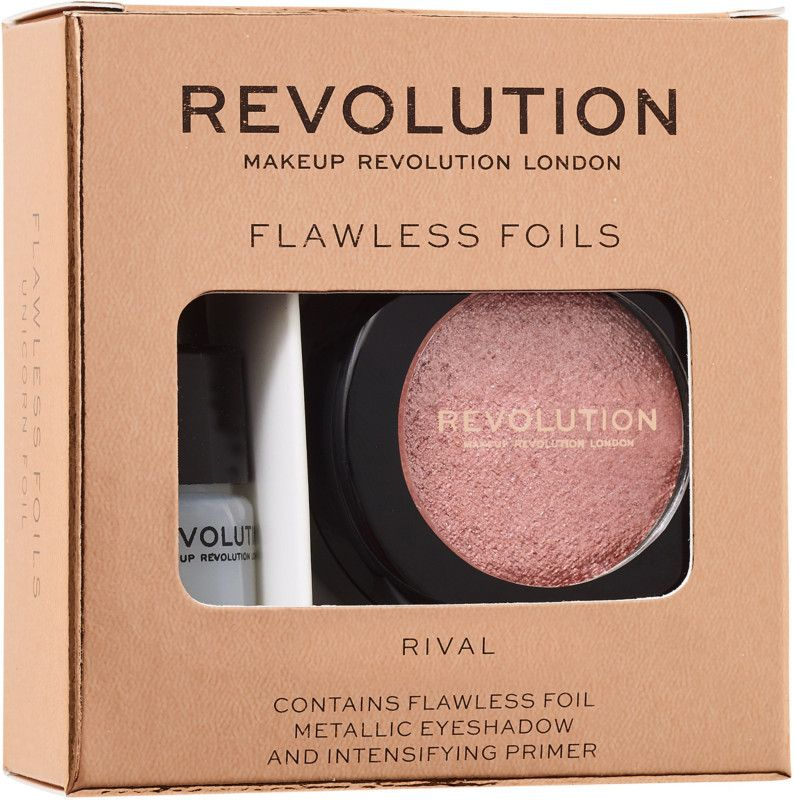 Back with a brand new formula, Makeup Revolution creamto