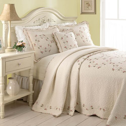 Peking Felisa Quilted Bedspread Bed Spreads Bed Bedding Sets
