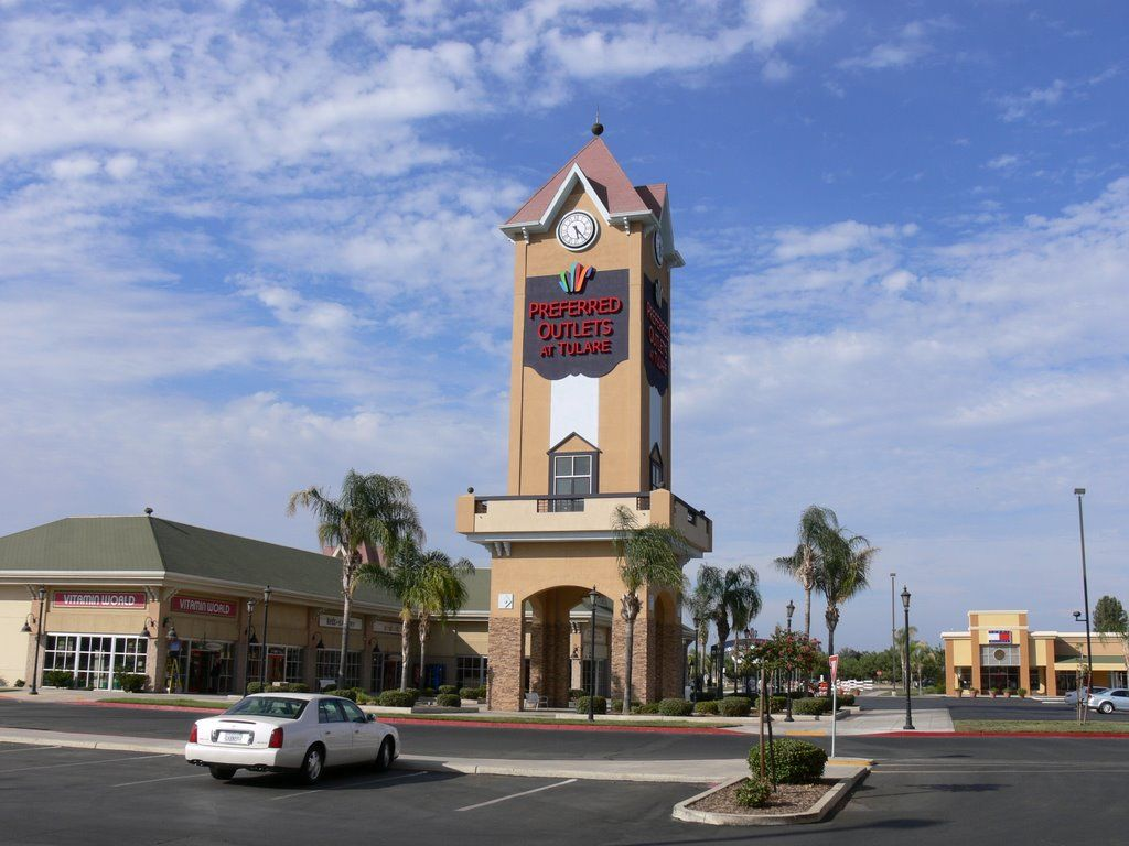 0e1b15d1c2527 Tulare Outlets Tower