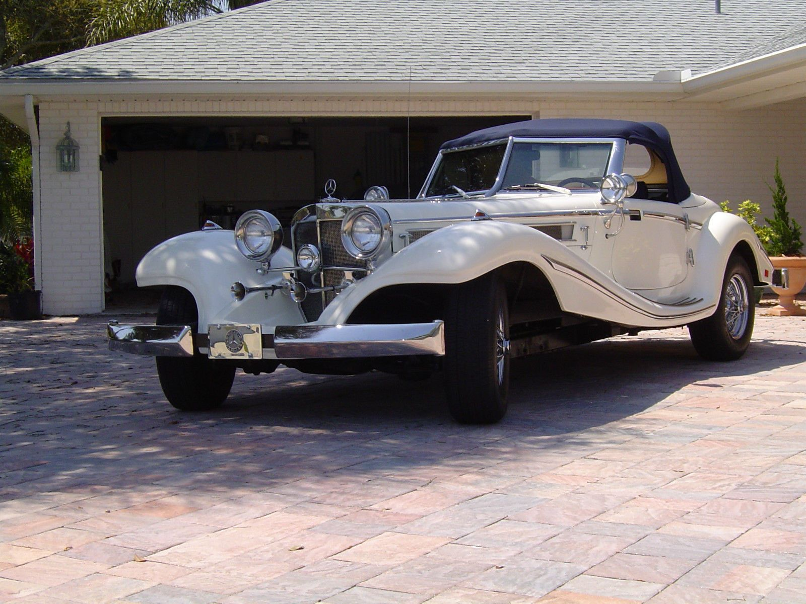 1934 Mercedes Benz 500 K by Heritage Replica | Replica cars for ...