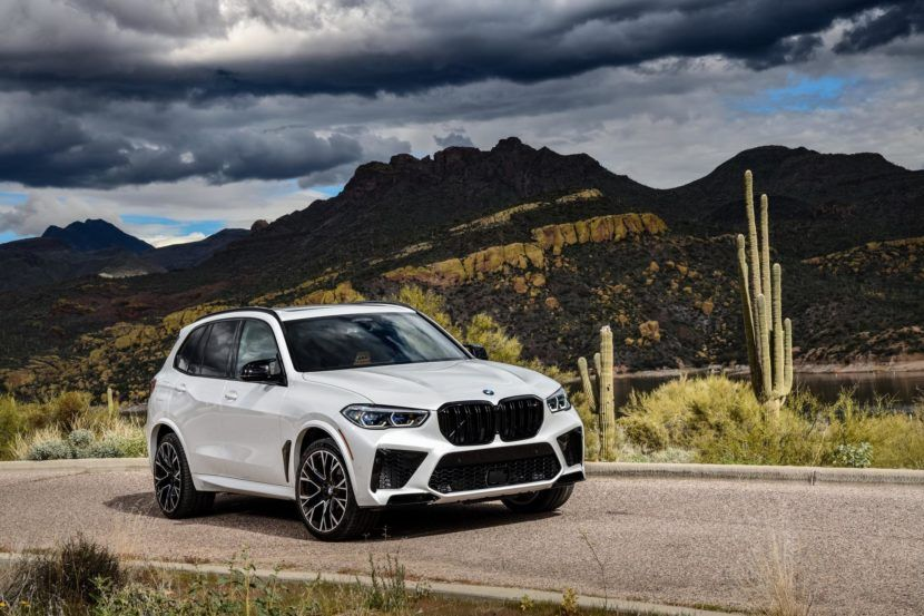 2020 Bmw X5 M Competition Presented In Mineral White In 2020 Bmw X5 M Bmw Bmw X5