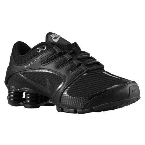 Authentic Nike Shox Veada Black Anthracite Supportive Women Running Shoe sz   Nike  RunningCrossTraining 41111a019