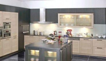 décoration cuisine contemporaine | Cuisine | Cuisine contemporaine ...