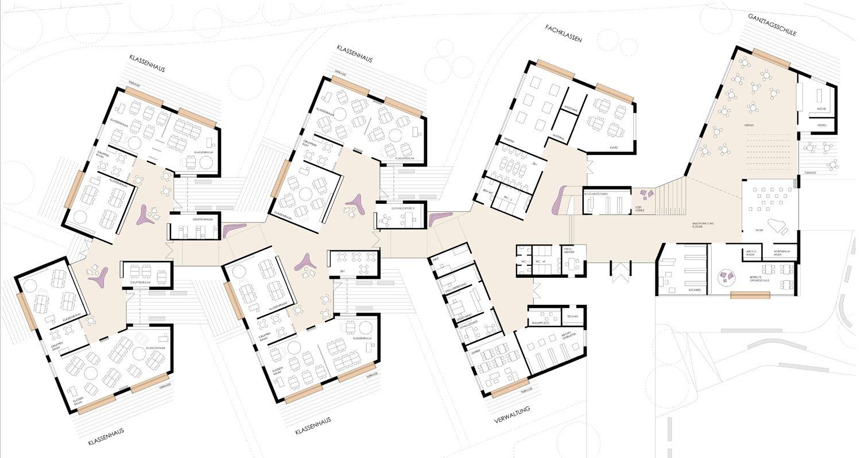 Lesen Sie Alles über Die Wettbewerbsgewinner Auf Deutschlands Größtem  Architektur Portal: Preis Zuschlag Ajp Architekten Johannsen Und Partner