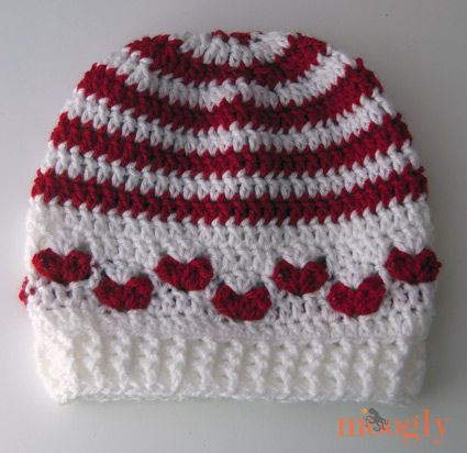 Free Pattern: Baby Mine Crochet Hat (for Babies, Toddlers, and Kids ...