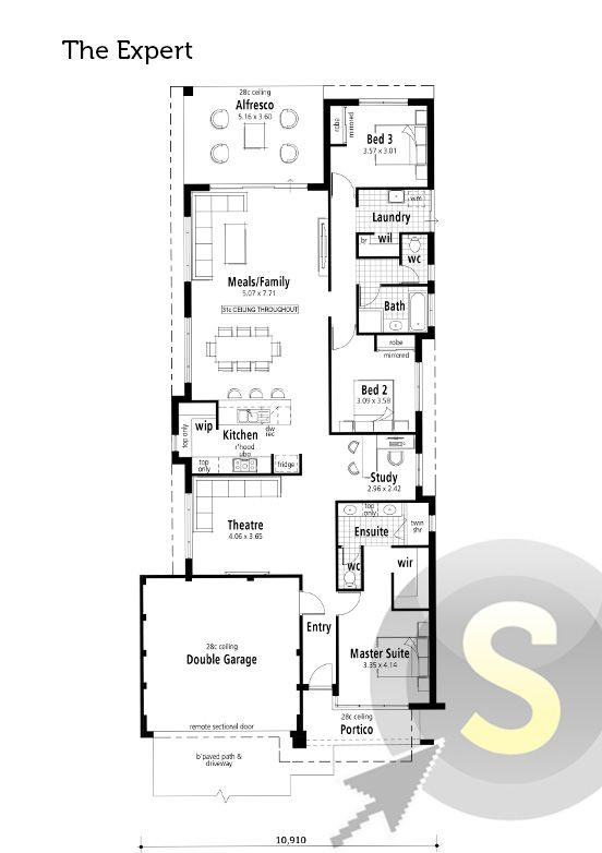 Smart Homes For Living The Expert New Home Designs House Design Floor Layout
