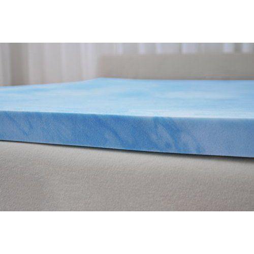 mattress gel memory foam mattress topper soft high density