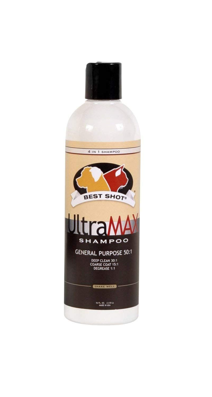 Best shot ultramax pro pet shampoo 17ounce very nice