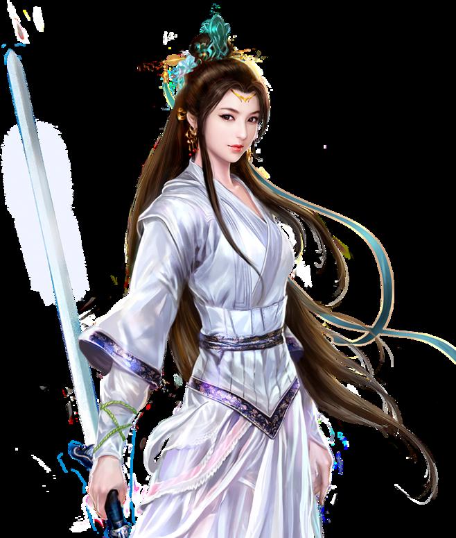 Pin oleh Masniah di Chinesee lady Anime gadis cantik