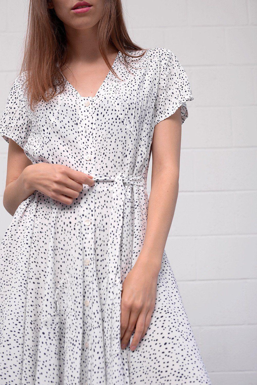 Asimona Dress - blu dots | www.prego.de - PREGO - made ...