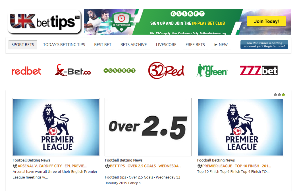 top ten football betting tips