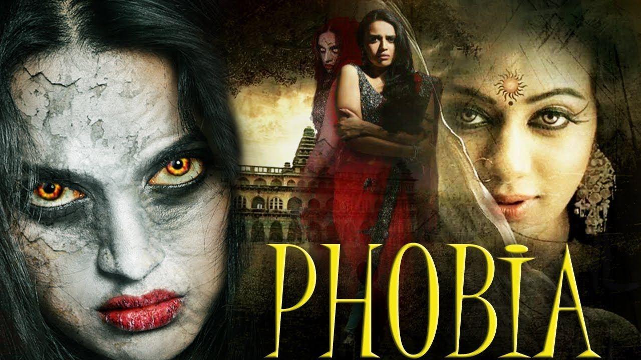 PHOBIA Hindi Dubbed South Horror Movie 1080 HD New