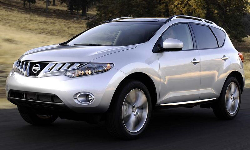 Very powerful car Nissan Murano Nissan murano, Nissan, Suv