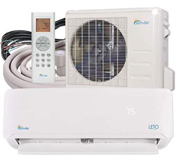 Senville SENL09CD Mini Split Air Conditioner Heat Pump