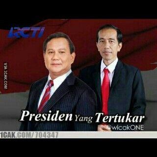 Presiden Yg Tertukar