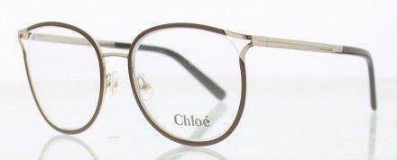 e91f3ca32636f CHLOE CE2126 Doré 743 Lunettes Chloé