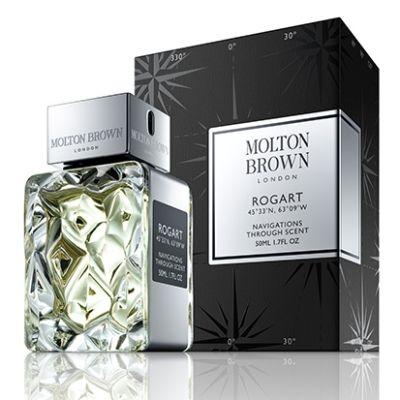Rogart by Molton Brown - juniper/elemi oil/maple/fir balsam & gaiac wood...sounds heavenly! $110