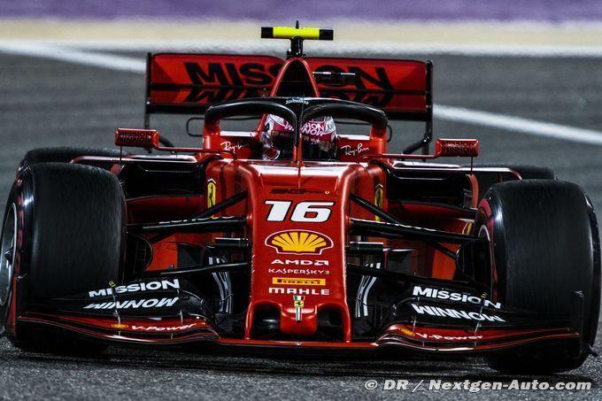 Ferrari va apporter des nouveautés à Singapour en 2020