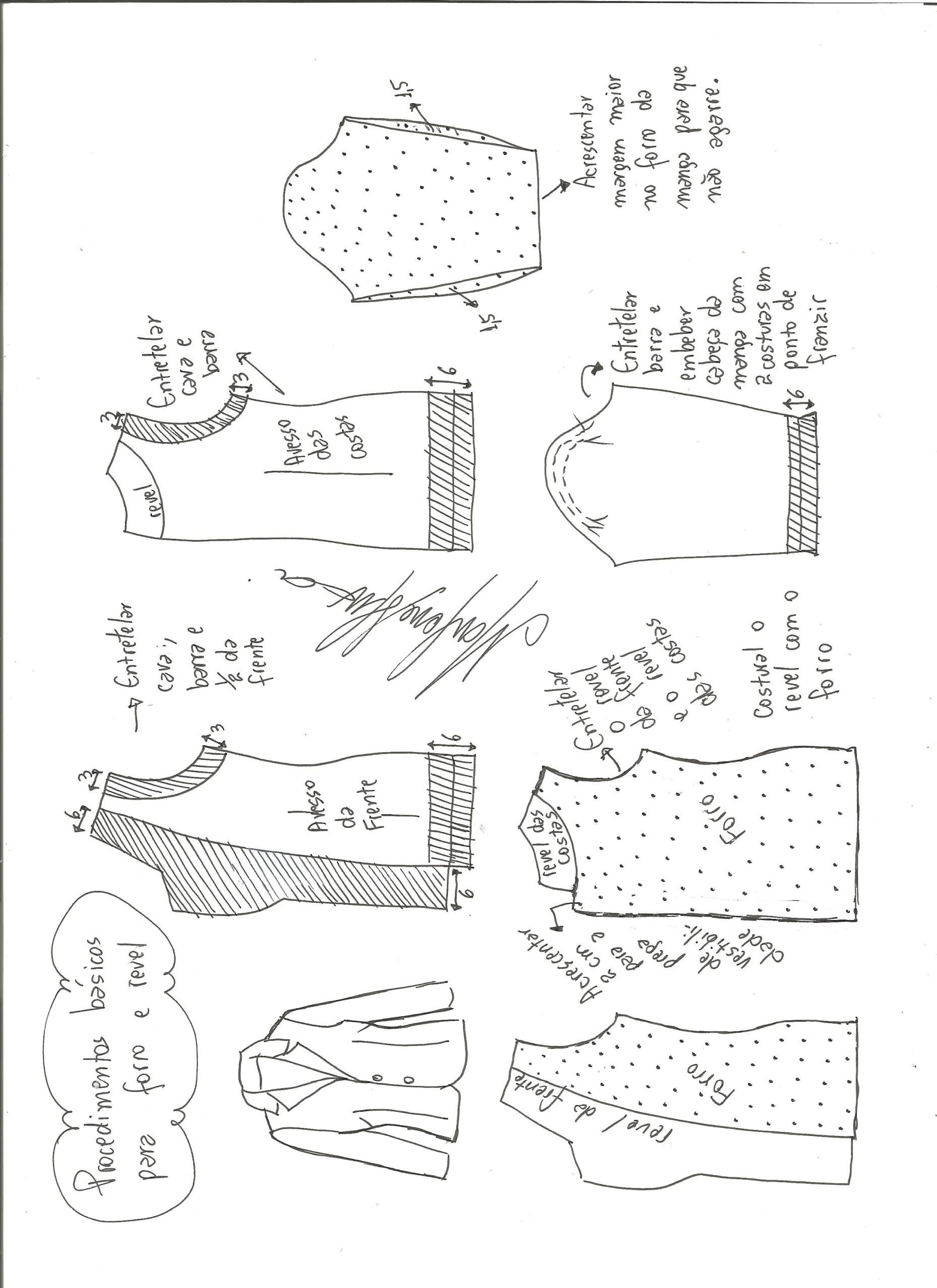 Blazer com Gola Tradicional | باتش وورك و خياطة | Pinterest ...