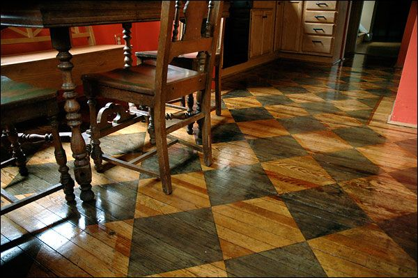 Harlequin Flooring Distressed Hardwood Floors Flooring For Stairs Painted Wood Floors